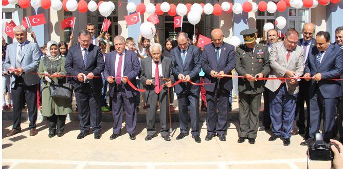 Bahaettin Karakoç İlkokulu'nun Açılışı Yapıldı