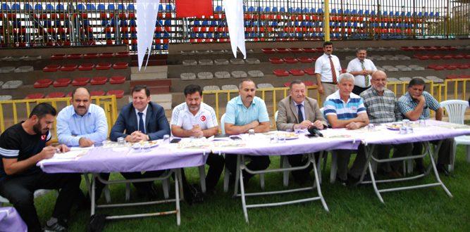 Güreş Festivali  Demokrasi Şehitlerine Adandı