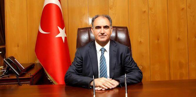 Vali Vahdettin Özkan'ın Bayram Mesajı