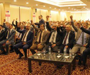 Kahramanmaraş'ta  Okul Müdürlerine Eğitimde Liderlik ve Etkili İletişim Semineri