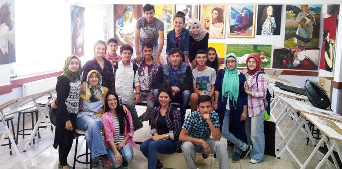 Güzel Sanatlar Lisesinin üniversiteyi Kazandırma Başarısı