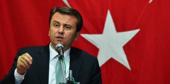 """Başkan Erkoç: """"Şer Odakları Hain Emellerine Ulaşamayacak"""""""
