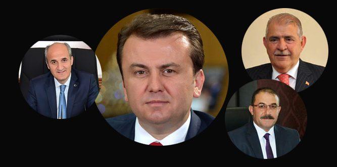 Belediye Başkanlarının Cumhuriyet Bayramı Mesajları