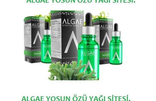Hamilelik sonrasında algae yosun özü yağı