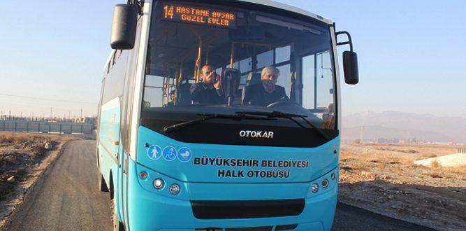 KPSS İçin Halk Otobüsleri Saati Düzenlendi