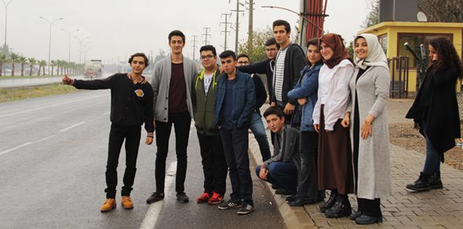 Büyükşehir Belediyesinden Fen Liselilerin Talebi