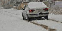 AKOM Vatandaşları Kar Yağışı İçin Uyardı