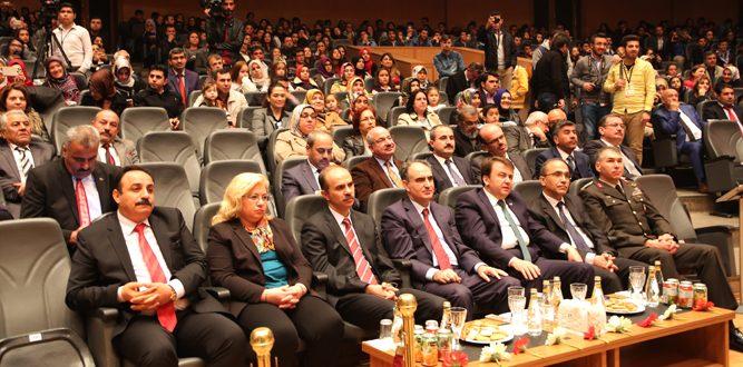 Kahramanmaraş'ta 24 Kasım Öğretmenler Günü Coşkusu