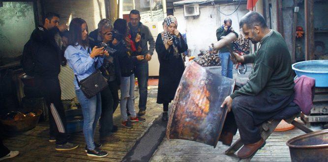 Adanalı Fotoğraf Sanatçıları Kahramanmaraş'ta