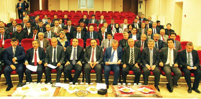 İl Mesleki Eğitim Koordinasyon Kurulu Afşin'de Toplandı