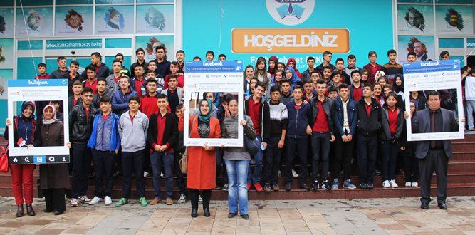 3.Kitap ve Kültür Fuarı Öğrencilerin Akınına Uğradı