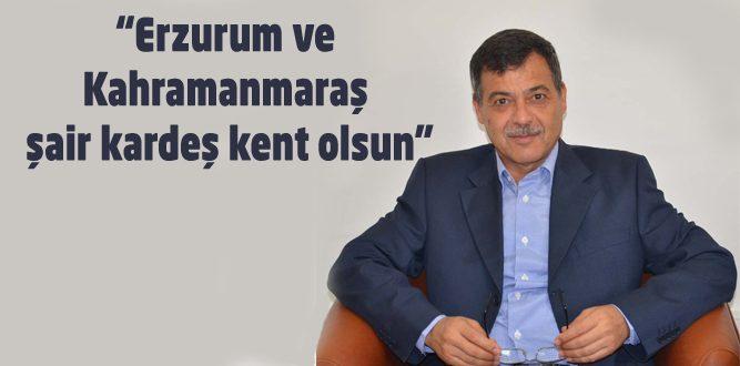 Şair Mehmet Aksu'nun Başbakan Yardımcısı Veysi Kaynak'tan talebi