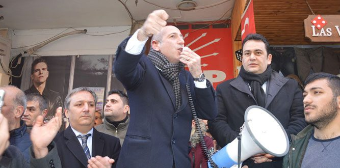 """Elbistan'da İYİ Maraş'ta ALİ"""