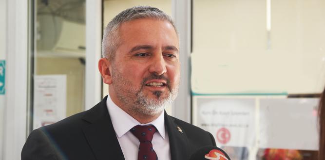 Ali Köfte, AK Parti Onikişubat İlçe Başkanı Oldu