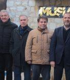 KMBGC'DEN KERVANCIOĞLU'NA   ZİYARET
