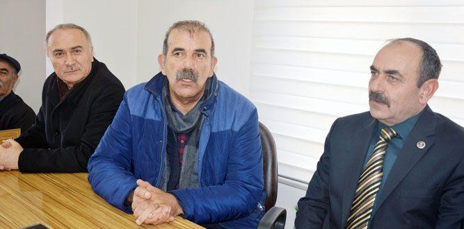 """""""SOSYAL BARIŞI YENİDEN SAĞLAYACAĞIZ"""""""