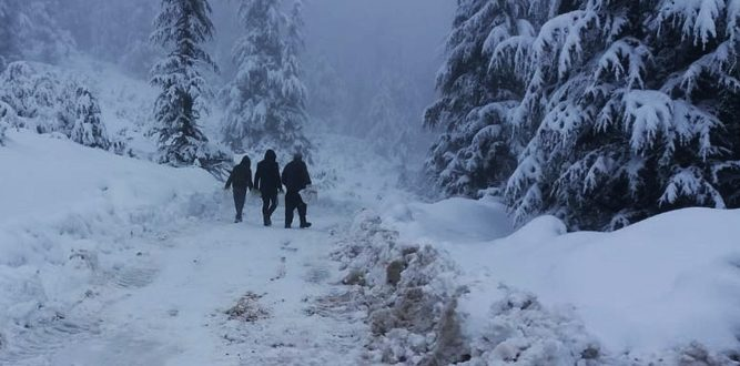 Kahramanmaraş'ta Eğitime Kar Tatili