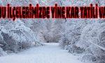 Kar Tatili Peş Peşe Geldi