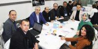 Kahramanmaraş 2023 Eğitim Vizyonu Çalıştayı Öğretmenevinde devam ediyor