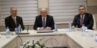 Kahramanmaraş'ta Şiddetin Önlenmesi ve Azaltılması İl Yürütme Kurulu Toplantısı Yapıldı