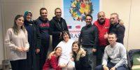 Sergentepe Ortaokulu Personeli Avrupa'da Eğitim Aldı