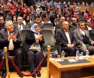 Genç Nida Kız Öğrenciler Arası Hafızlık ve Kur-an'ı Güzel Okuma yarışması yapıldı.