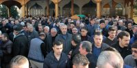 Ahemet Alak'ın Cenazesinden Fotoğraflar