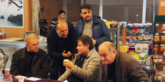 BASIN MENSUPLAR FİNAL'DE BULUŞTU!