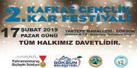 2. Kafkas Gençlik Kar Festivaline Davetlisiniz