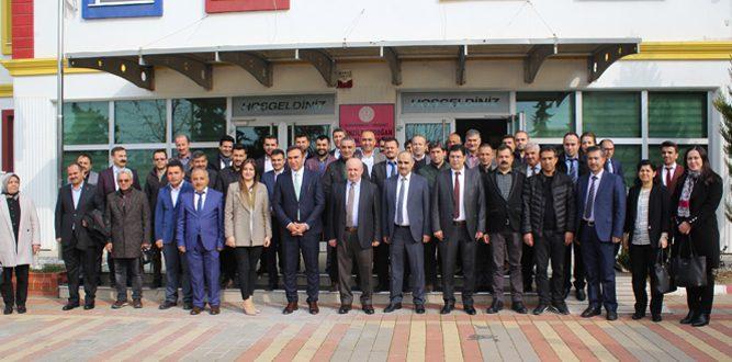 """""""Mutlu Çocuklar Güçlü Türkiye"""" Toplantısı Yapıldı"""