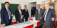 İl Milli Eğitim Müdürü Cemal Yılmaz, BİLSEM'i Ziyaret Etti
