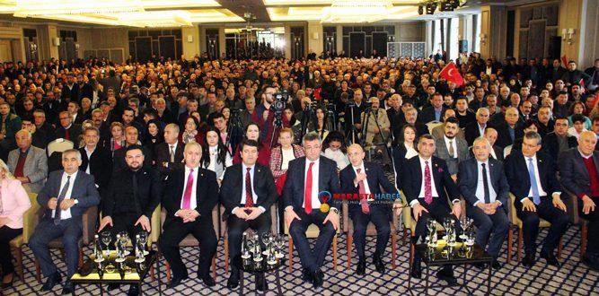 Kahramanmaraş'ta CHP Aday Tanıtımı Yaptı