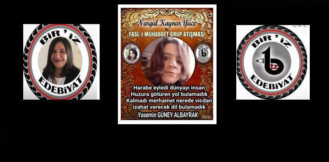 Nurgül Kaynar Yüce İle Fasl-ı Muhabbet Grup Atışması-11