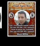 Nurgül Kaynar Yüce İle Fasl-ı Muhabbet Grup Atışması- 10