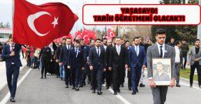 Fırat Yılmaz Çakıroğlu KSÜ'de Unutulmadı