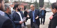 SANAYİ ESNAFI CUMHUR İTTİFAKI'NA GÜVENİYOR