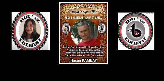 Nurgül Kaynar Yüce İle Fasl-ı Muhabbet Grup Atışması-15