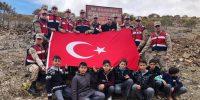 Mehmetçik Ormanına 300 Fidan Daha