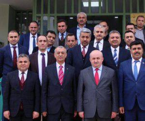 Kahramanmaraş'ta Özel Çocuklara Özel Materyaller 73 okula verildi