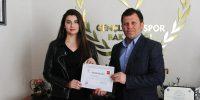 Cankurtaran adayları, Kabakçı'yı Ziyaret Etti