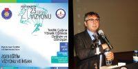 "Prof. Dr. Nail Yıldırım'dan ""2023 Vizyonu ve İnsan"" konulu konferans"