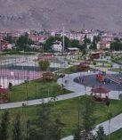 Recep Tayyip Erdoğan Millet Bahçesi Elbistan'da Açıldı