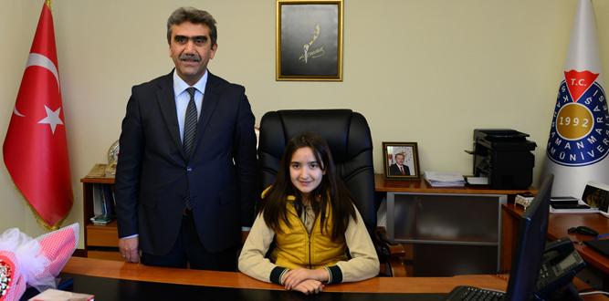 23 Nisan'da KSÜ Rektörü Hayrunnisa Çam Oldu