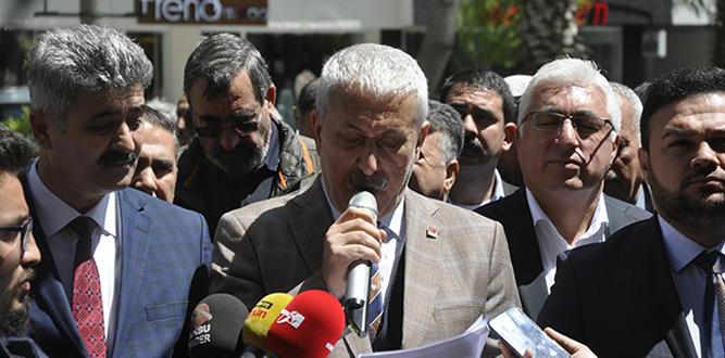 Kılıçdaroğlu'na yapılan saldırıya Kahramanmaraş CHP'den tepki