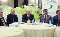 Kahramanmaraş'ta Halk Eğitimi Merkezi Müdürleri Toplantısı Yaptı