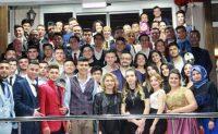 Akdeniz Mesleki veTeknikAnadolu Lisesi 94 Öğrencisini Mezun Etti