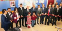 KSÜ okullarda akademik çalışma odaları açıtı