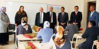 AKEDAŞ İlkokulunda Öğrenci Velilerine Kitap Okuma Projesi