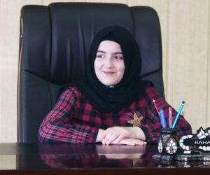 Bahar Çekin, 23 Nisan'ın temsili Millî Eğitim Müdürü Oldu