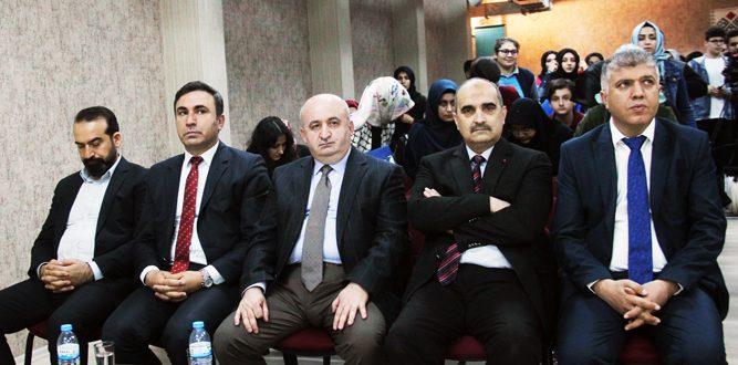 """Anadolu Mektebi Yazar Okumaları """"Necip Fazıl Kısakürek"""" Paneli"""